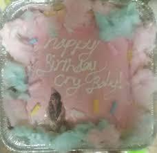 melanie martinez birthday cake crybabies amino