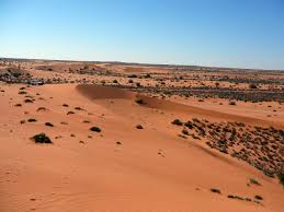 Kalahari Desert Map Botswana U2013 The Last Sanctuary Must See Places