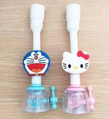 kitchen faucet extender doraemon stitch bathroom kitchen sprayers water tap sink