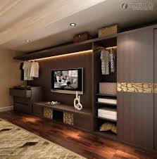 Tv Storage Cabinet Modern Bedroom Tv Unit Wall To Wall Wood Storage Cabinets Modern