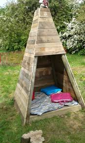 build your kids a wooden teepee tent diy projects for everyone