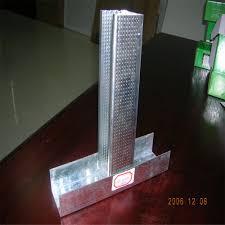 gypsum wall partition metal stud track u channel runner buy