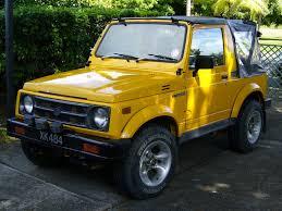 jeep suzuki kangaroo kronicles 10 01 2006 11 01 2006