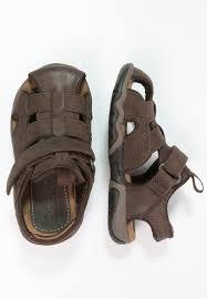 timberland oak bluffs kids sandals dark brown www