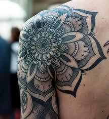 floral tattoo quarter sleeve quarter sleeve rose tattoo for man design idea for men and women