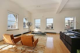 See Through Bathroom Dare To Shower In This 10 5m David Mann Designed Tribeca Loft 6sqft