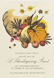 thanksgiving invitation friends thanksgiving invitation