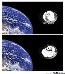 Moon Meme - forever alone moon by kingmo718 meme center