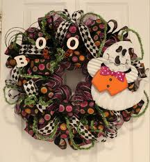 halloween wreath decorations home design ideas