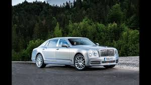 matte black bentley mulsanne bentley mulsanne 2017 car review youtube