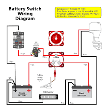 wiring diagram for dual batteries camper remarkable boat battery