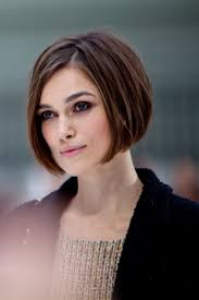 chanel haircuts keira knightley s new haircut and other front row beauty triumphs