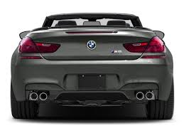 bmw m6 monthly payments 2018 bmw m6 convertible msrp prices nadaguides