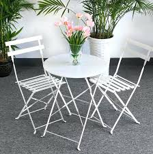 white outdoor table and chairs white pub table set white bistro table set best ideas about french