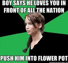 Pot Memes - katniss everdeen memes funny jokes about the hunger games hunger