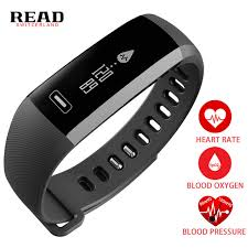 blood pressure bracelet images Original read r5 pro smart wrist band heart rate blood pressure jpg