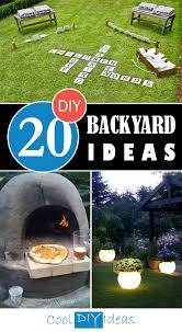 Diy Backyard Ideas 20 Awesome Diy Backyard Ideas That Will Make Your Neighbors Jealous
