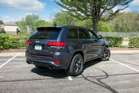 srt jeep 2016 black 2016 jeep grand cherokee our review cars com