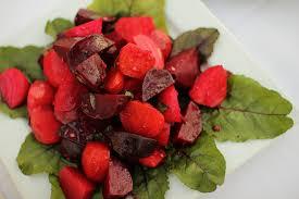 cuisiner des betteraves rouges food cuisine du monde recette de salade de betteraves