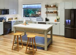 what color cabinets with slate appliances 4 color palettes that pair perfectly with black kitchen