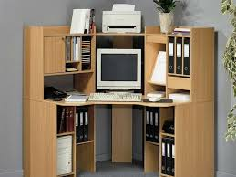 Narrow Computer Desk With Hutch by Living Popular Of Computer Desk Hutch Beautiful Small Office