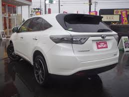 lexus harrier 2016 2016 toyota harrier elegance used car for sale at gulliver new