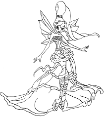 holiday coloring pages winx club coloring pages flora free