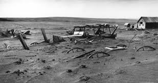 today s dust bowl would devastate today s crops study finds uchicago news