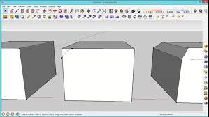 followme tool sketchup u003dchamfer bevel loft sweep youtube