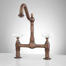 bridge kitchen faucet bridge faucet ebay