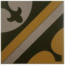 merola tile cementi quatro cla centro 7 in x 7 in porcelain