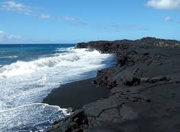 5 reasons why black sand beaches rock