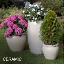 unique decorative outdoor planters interior homescapes