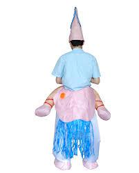aliexpress com buy animal themed inflatable unicorn costume fan