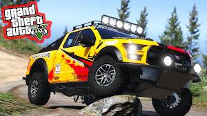Ford Raptor Zombie Apocalypse - gta 5 off roading ford f150 raptor challenge youtube