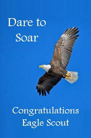 Eagle Scout Invitation Cards Amazon Com Eagle Scout Congratulations Card Pack Of 6 3