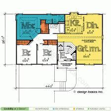 split entry floor plans split entry floor plans split entry house plans design basics