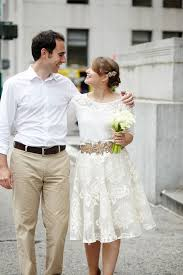 civil wedding dress city wedding casual bridal gowns
