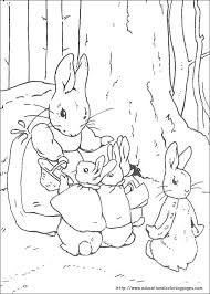 peter rabbit colouring pages print coloring coloring