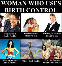 Birth Control Meme - femination contraception