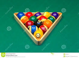 Free Pool Tables Pool Table Stock Illustration Image Of Eight Colorful 36026017