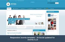 Joomla 3 2 Templates free joomla 3 2 templates responsive joomla template ja social for