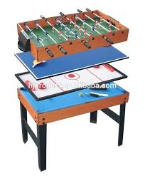 3 in 1 pool table air hockey 3 in 1 game table foosball pool and air hockey multi game table