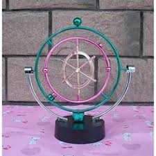 Swinging Desk Balls Kinetic Perpetual Motion Office Desk Toy Great Gift For Any