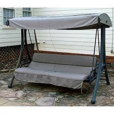 amazon com curved roof futon swing replacement canopy patio