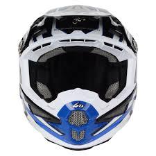 carbon fiber motocross helmet 6d helmets new mx 2017 atr 1 electric blue carbon fiber ods