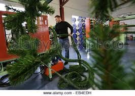 moscow region russia 11th nov 2014 artificial trees