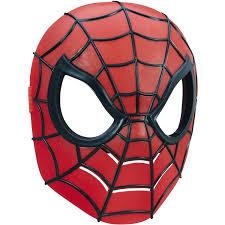 marvel ultimate spider man spider man mask walmart com