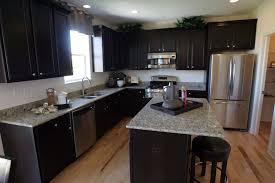 Kitchen Design Countertops Modern Kitchen Design With St Cecilia Granite Countertops White