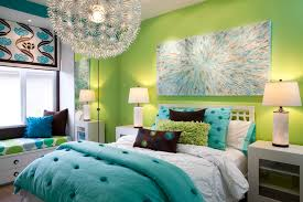 Bright Coloured Bedrooms Cozy Color Schemes For Every Room - Bright colored bedrooms